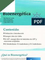 exposición BioquimicA