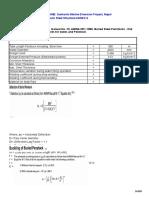 Annex II (Detail Calculation of High Pressure Penstock Pipe)