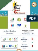 SGLG Scorecard Presentation