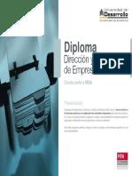 Diplomado - Gestion de Empresas - Universidad Del Desarrollo