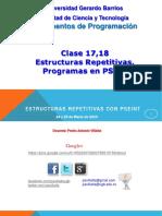 Clase17 18 Estructurasrepetitivas Parte2 140324182636 Phpapp02