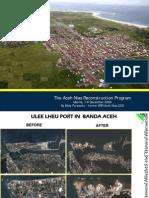 The Aceh Nias Reconstruction Program