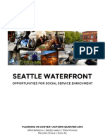 waterfront report