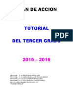 Plan Tutoria 3os. 2016