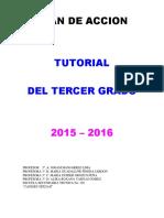 Plan Tutoria 3os. 2016