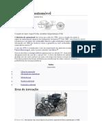 História do automóvel.doc