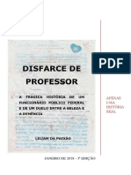 DISFARCE DE PROFESSOR