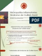Síndrome de Guillain-Barré P Mazzetti 16 05 2018