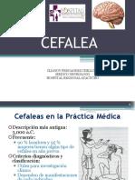 4.- CEFALEA