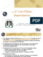 Importancia Tlc China 4