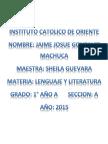 Vanguardismo Del Siglo XX