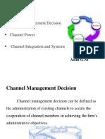 Marketing Channels Presentation