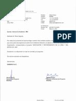 Informe de Auditoria IMA - Peru L-1
