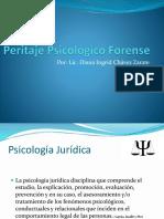 Psicología Forense resumen