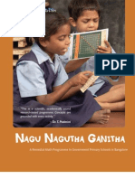 Nagu Nagutha Ganitha Programme Report