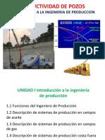 Unidad i - Introduccion a La Ingenieria de Produccion