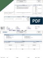 Ficha de Proceso - Control de Calidad