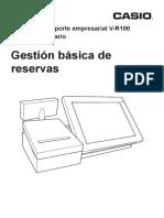 V-R100 Manual Reservation ES