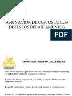 Presentacion Nº 6 Asignacion de Costo a Los Dptos.productivos