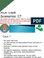 ACR Case Scenarios 17