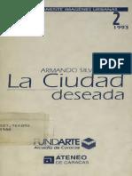 La Ciudad Deseada - Armando Silva Tellez