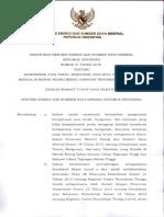 Permen ESDM Nomor 27 Tahun 2018