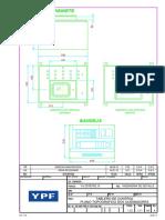 Plano Topografico Del Panel de Control Para Dos Quemadores - Rev a-model