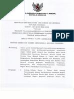 Keputusan Menteri ESDM Nomor 1823 K 30 MEM 2018