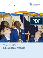 112408 RAoE UK STEM Education Landscape Final LowRes