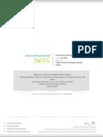 Características Sociodemográficas Relación Pareja y Maltrato