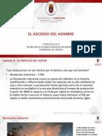 Presentacion Ascenso Del Hombre