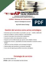 Sesion 06 Estrategia de Servicios