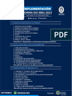Programa Curso Implementacion Iso 9001_2015