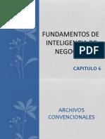 Capitulo 6 Fundamentos de Inteligencia de Negocios