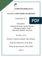LABORATORIO DE HIDRAULICA - LAB3.docx