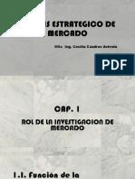 Curso de Analisis Estrategico de Mercado- EPII - UNSA