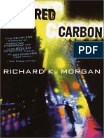 (Gollancz Sf S.) Richard Morgan-Altered Carbon -Gollancz Paperbacks (2002)