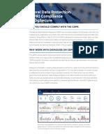 Brochure - Dataguise - GDPR_compliance