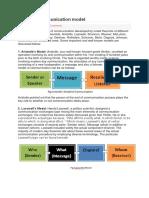 Communication Models (1)