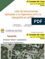 GvSIG Topo IngCivil-Girona2010