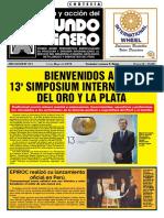 Mundo Minero- Mayo 2018