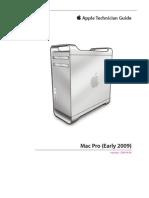 4525497-Apple Mac Pro Early 2009 Service Manual Repair Guide