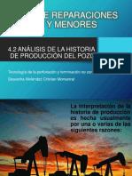 C Monserrat Saavedra M 4.2 Analisis de La Historia de Produccion de Un Pozo