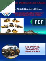 Semana 10 - Maquinaria Minera Pesada y de Movimiento de Tierra