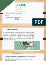 Diapositiva de Commercc