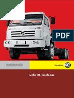 Volkswagen Worker 26260E