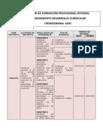 0. ADSI-Cronograma