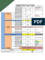 Calendarización Presencial 2018 (1)
