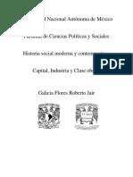 Historia Social Obrera Final