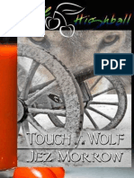 Touch of a Wolf - Jez Morrow